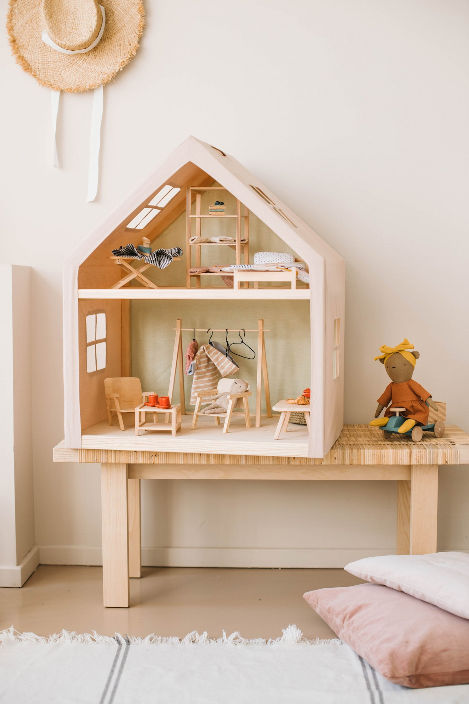 big wooden dollhouse best dollhouses