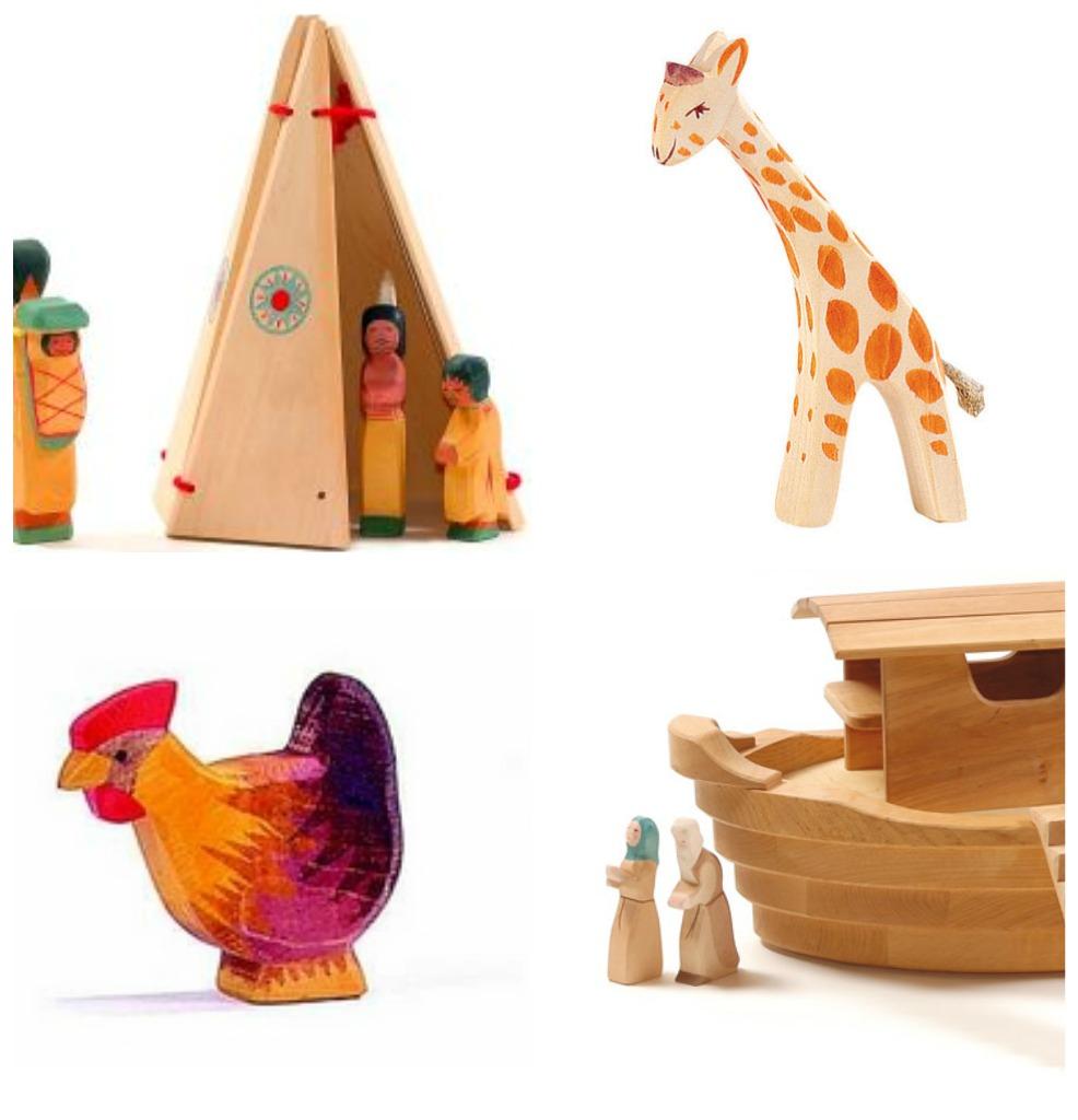 ostheimer, timeless wooden toys - paul & paula