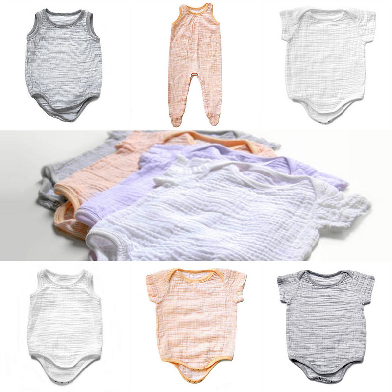 Layered Cake Muslin Cotton Baby Clothing Paul Paula
