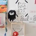 "Limited edition ""all ages"" box curated by Paul & Paula for Almondella"