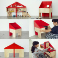 chair dollhouse