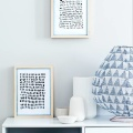 RAM'N - frame your kids' art in 2 sec and hold up to 50 drawings up to 50 drawings