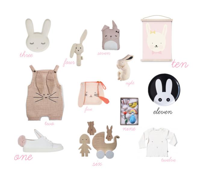 Easter bunny Mood