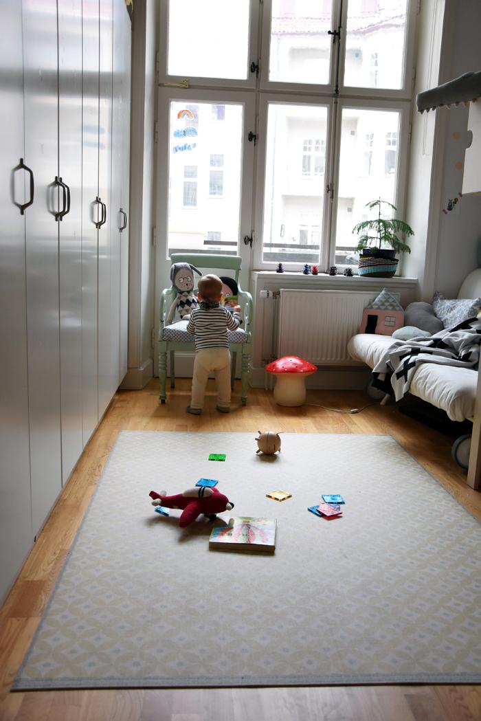Beija Flor - new soft flooring collection - Paul & Paula