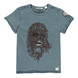 embroidered Chewbacca T-Shirt