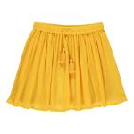 Cotton Crepe Skirt