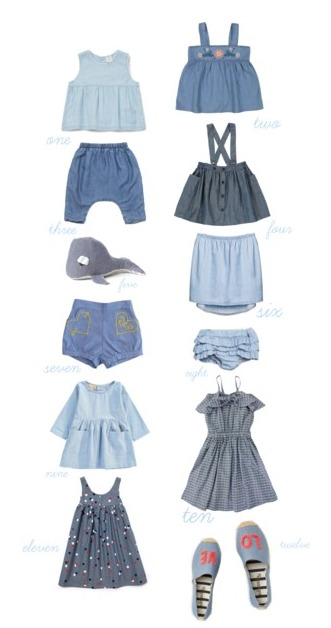 All about chambray paul paula for Cuisine you chambray