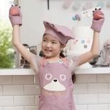 kids apron bear