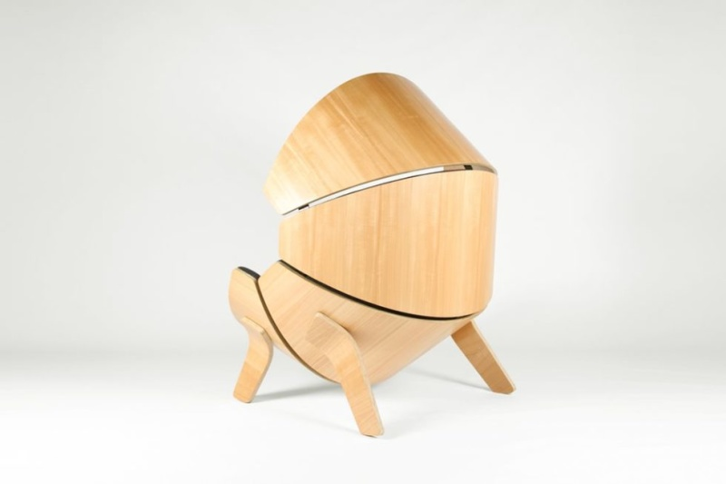 Charmant Hideaway Chair Hideaway Chair ...