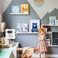 kids bookshelf ideas