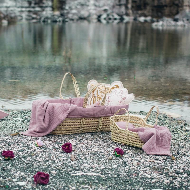 newborn and doll bassinett