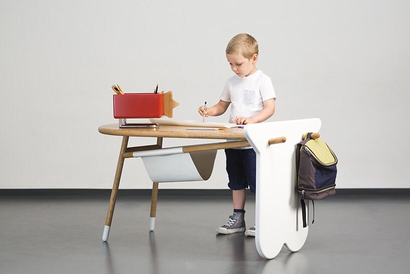 Avlia – Furniture System for Children