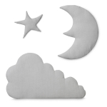 Star, Cloud and Moon Wall Decoration