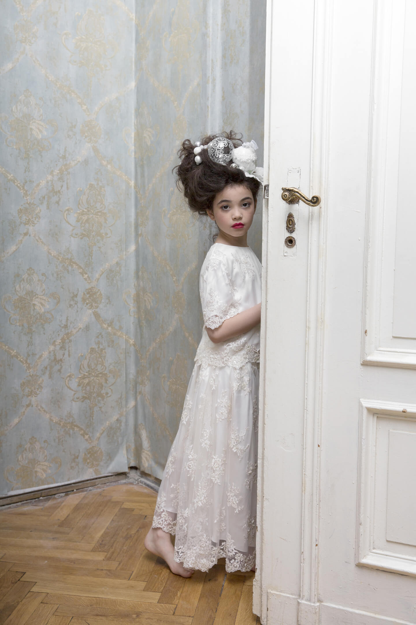 Christmas Kids Fashion - Vanessa Nicette