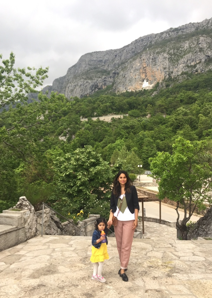 Montenegro and Serbia with kids