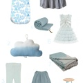 ice blue kids fashion