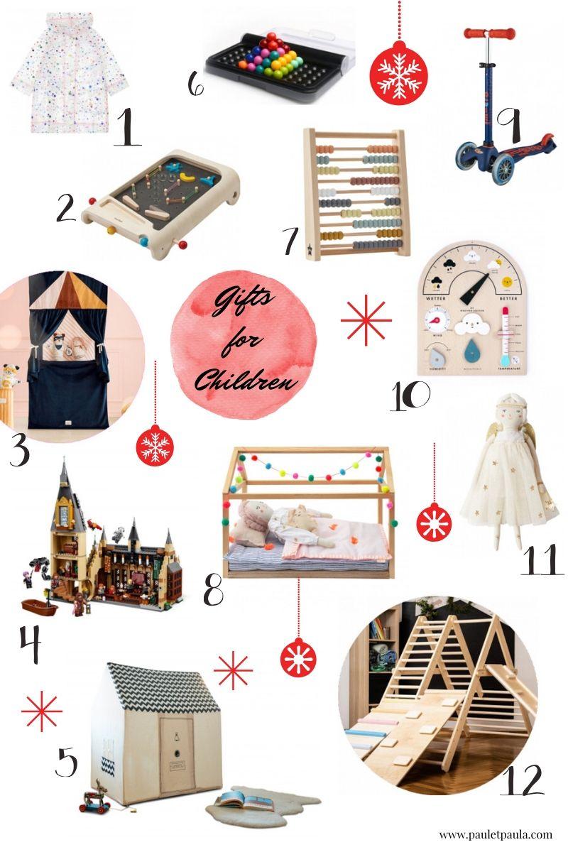 Gift Guides 2019 - children