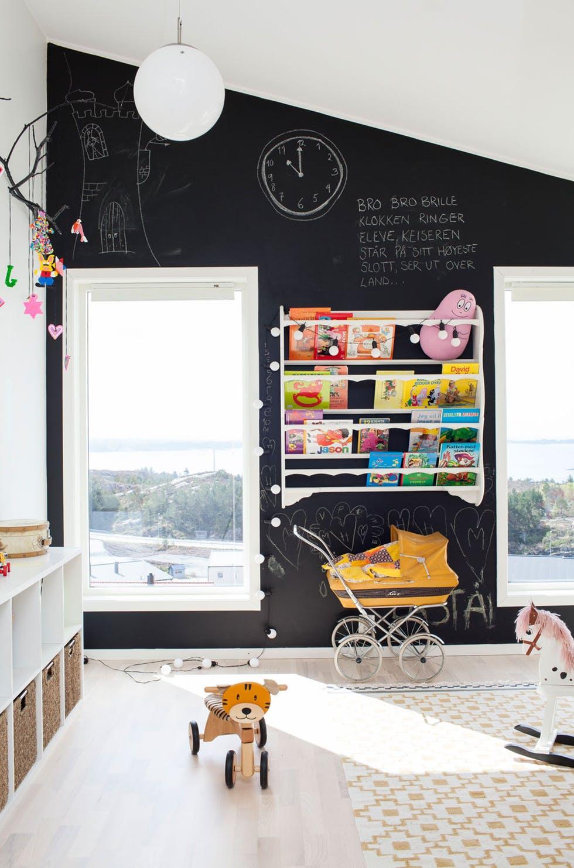 kidsroom blackboard wall
