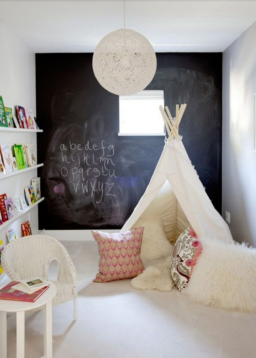 Diy Boho Playroom