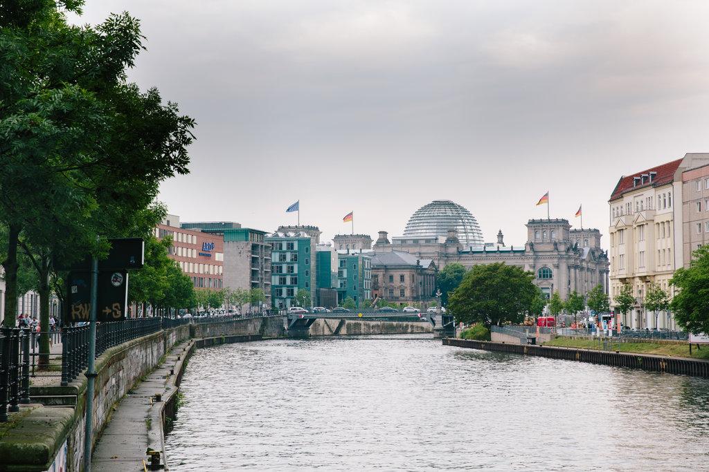 A weekend in Berlin