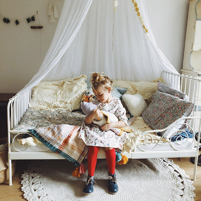 Boho Kids Rooms: Boho And Vintage Heaven Of A Kids Room