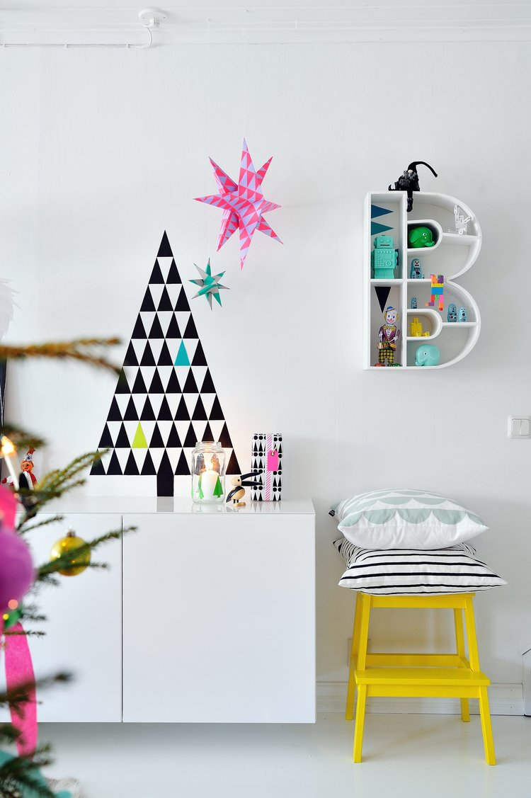 Clean, calm and modern kids rooms