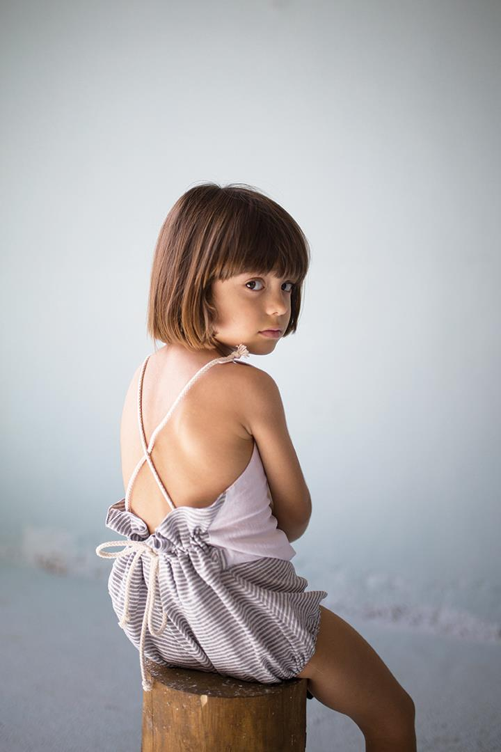 Moda Infantil Popelin