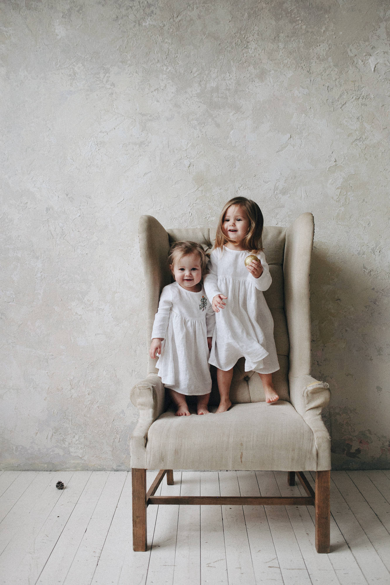 Tiny Stories - Linen Baby Clothes