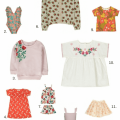 flower power kids fashion