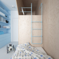 kids room blue