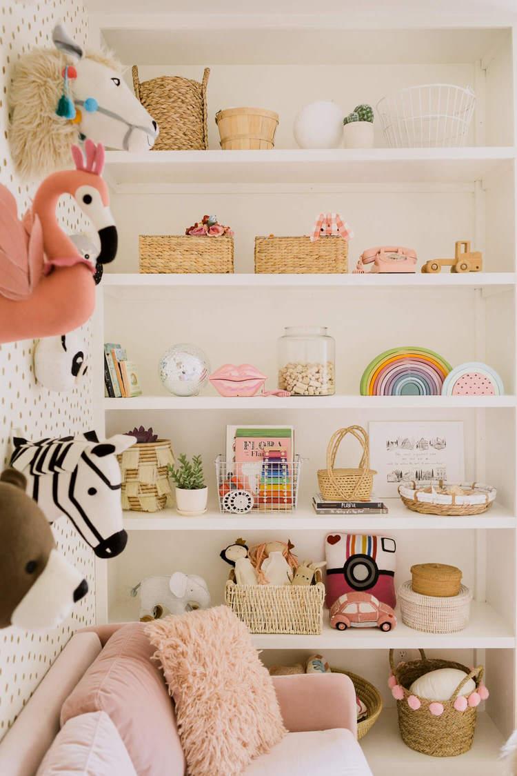 colourful playroom