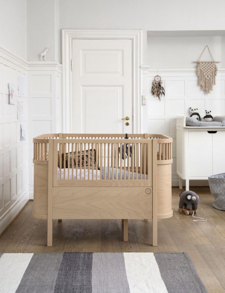The Sebra Bed – Wooden Edition