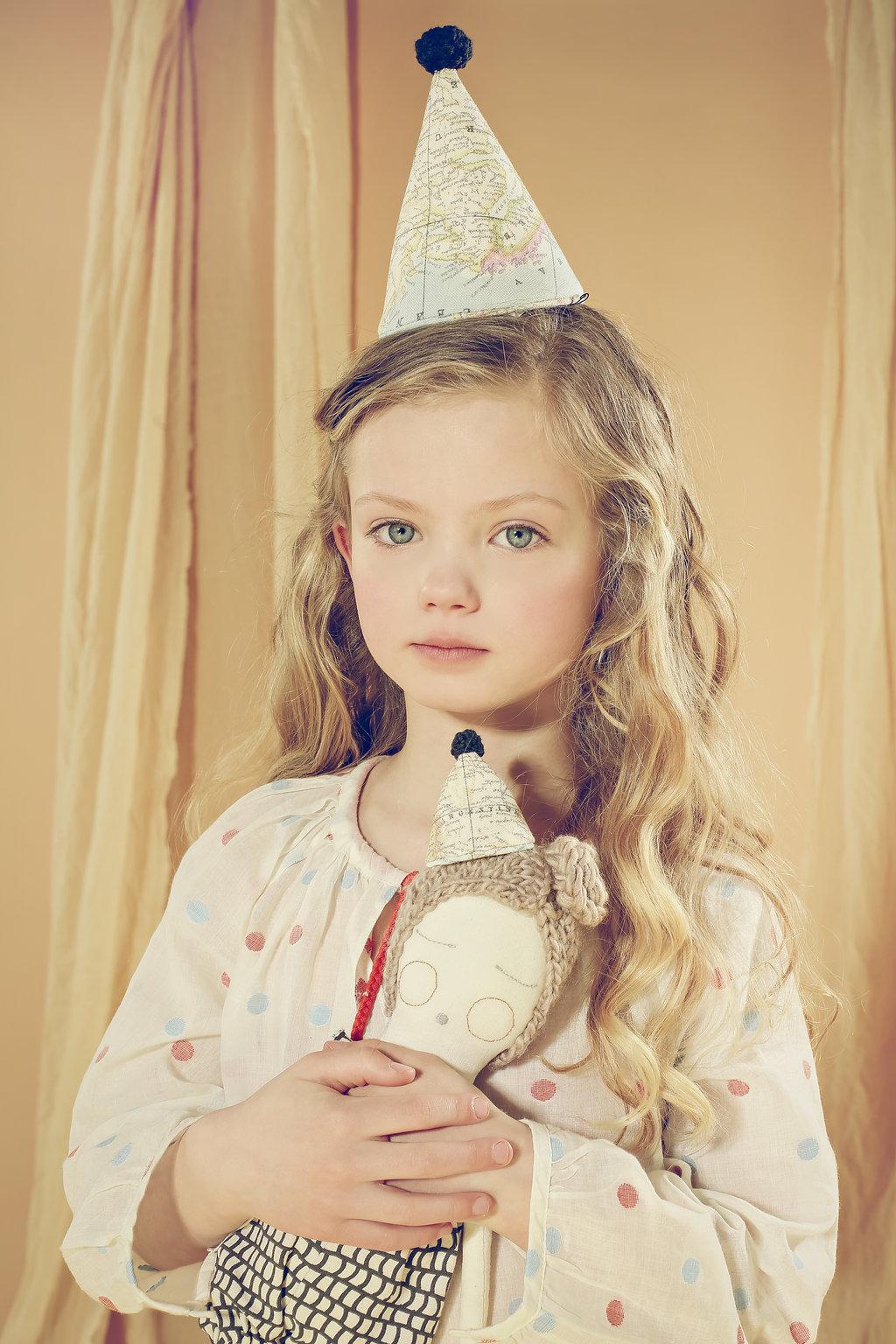 kids fashion editorial