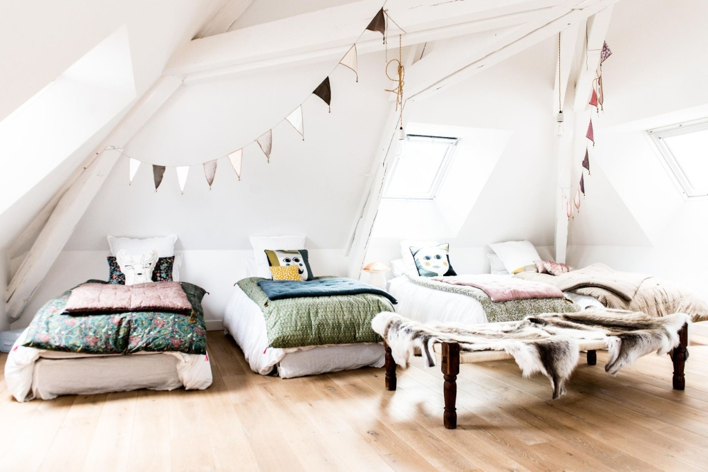 inspirational and cosy shared kids bedrooms
