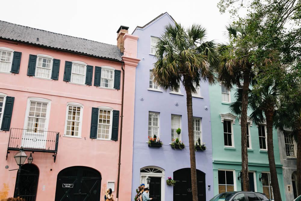 Family Style Spring Break in Charleston, SC