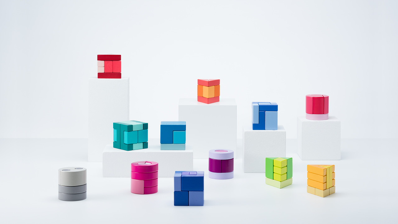 Kuum Wooden Toy Blocks