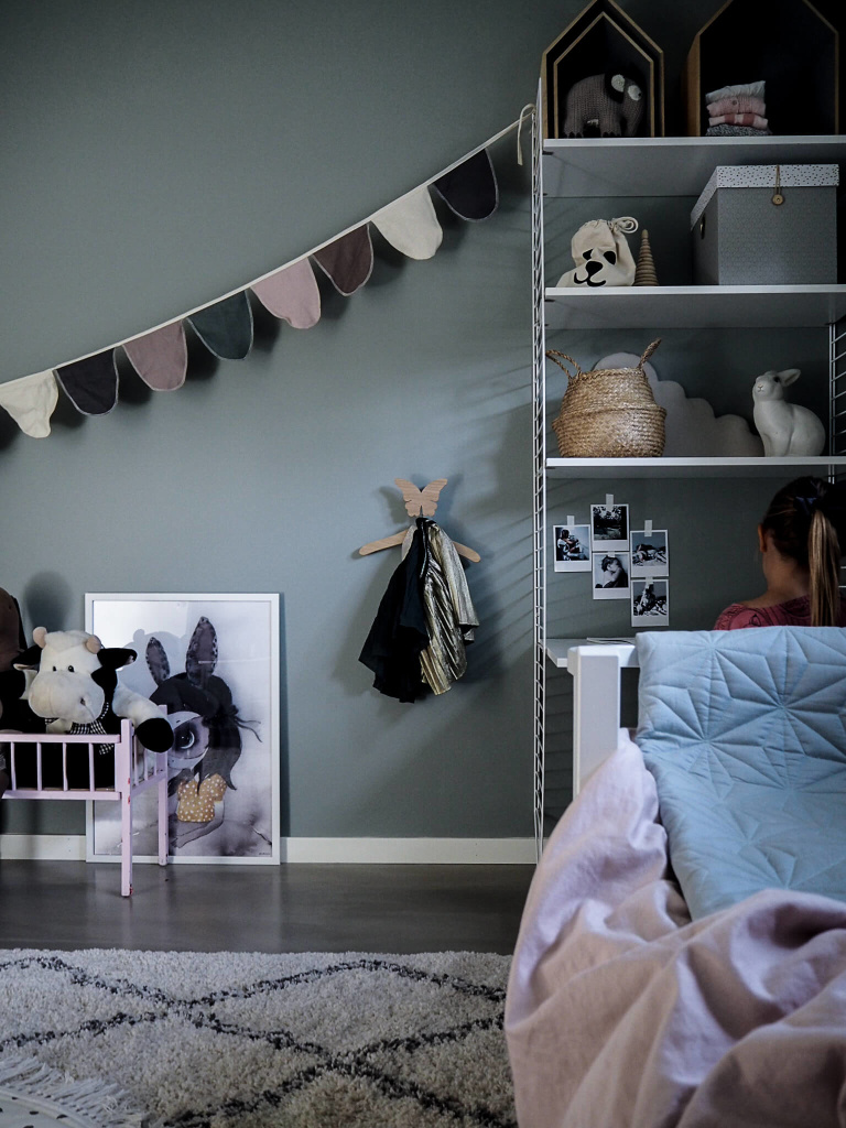 swedish kids room