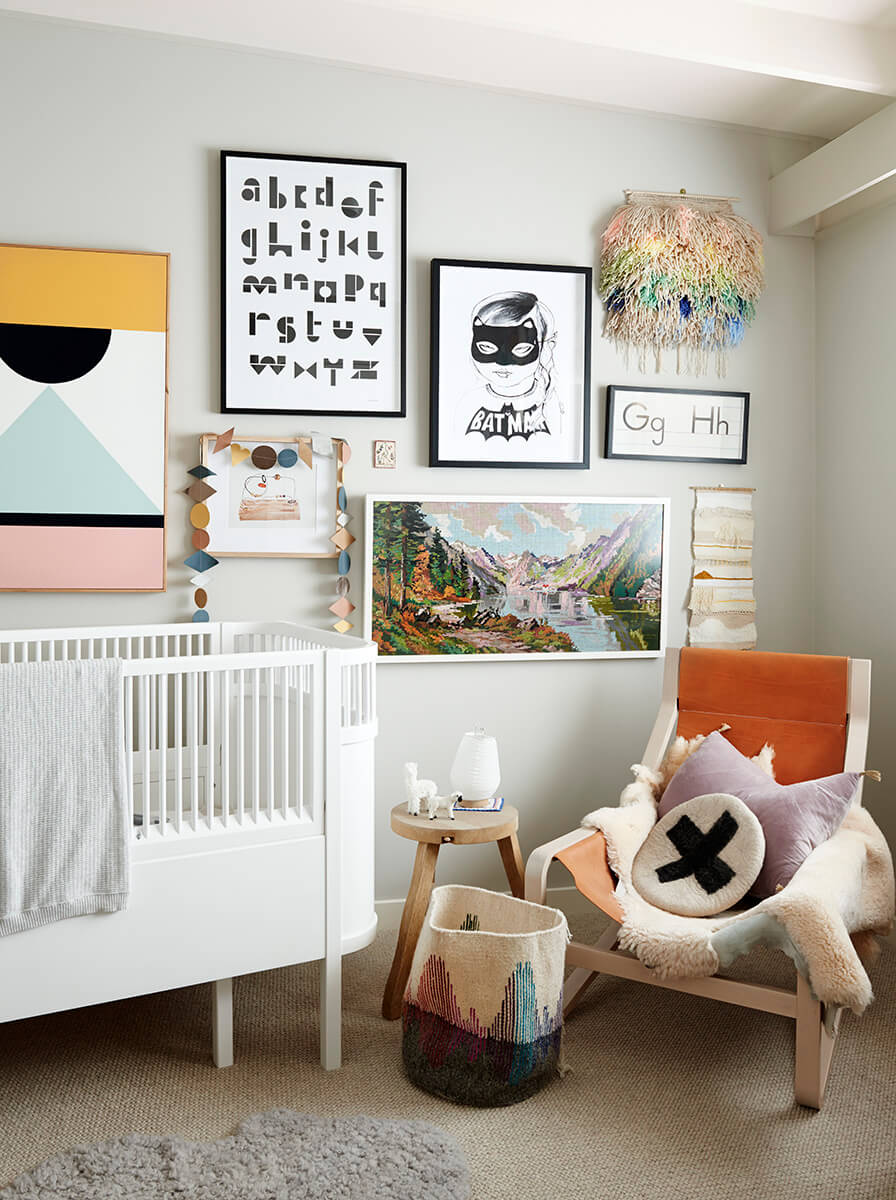 5 adorable Australian kids rooms