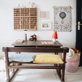 An inspiring family home that looks real and inviting