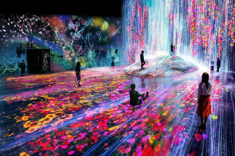 digital art museum japan