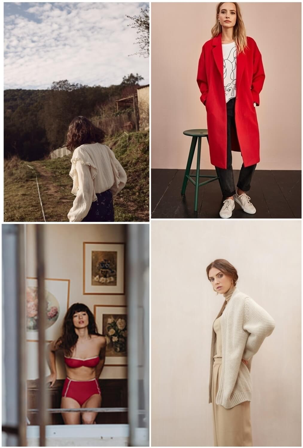 Paul & Paula Cool Autumn styles for mums