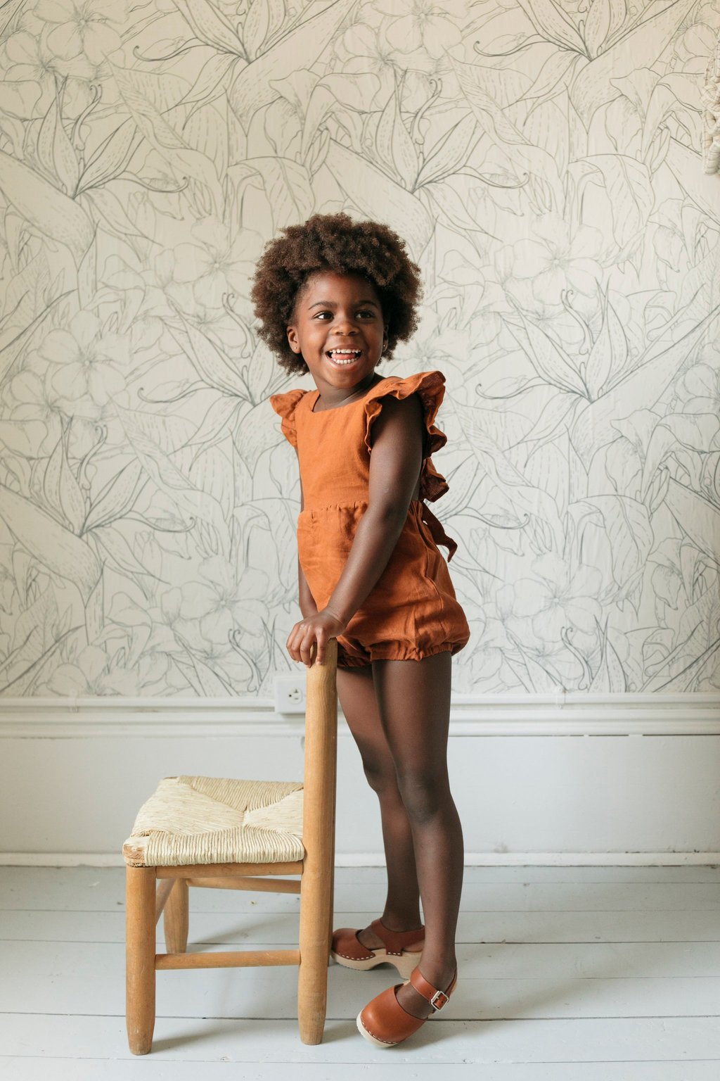 Paul & Paula: Beautiful fall linens for childre n by Fin & Vince
