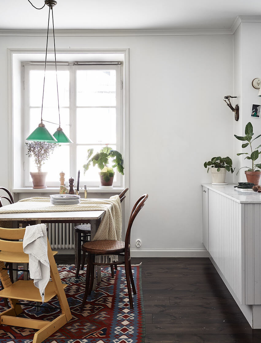family kitchen stockholm