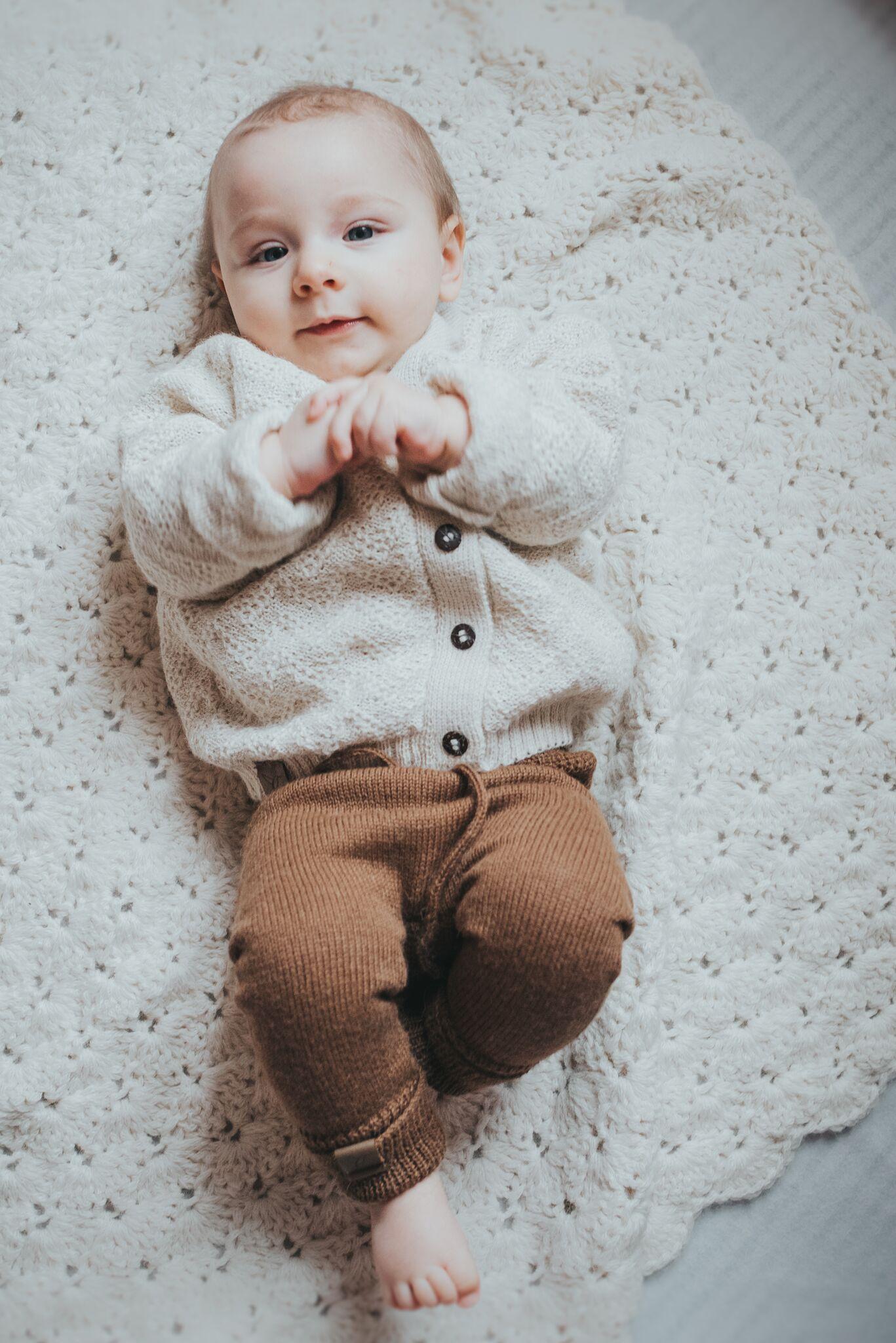 Paul & Paula: alpaca knits for babies and children