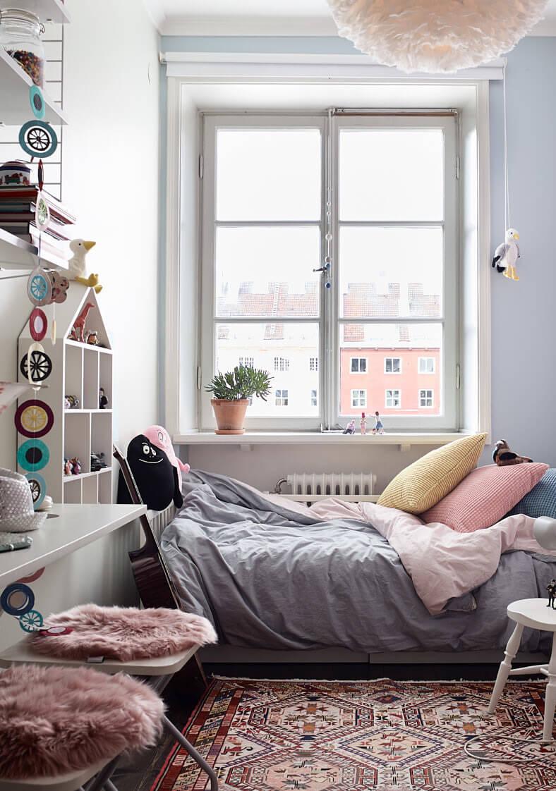 small kids room stylish