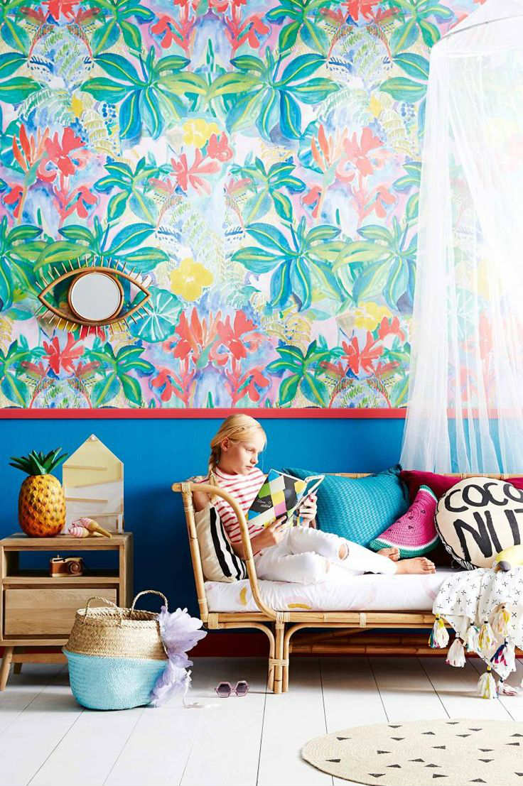 Paul & Paula: 9 fruit inspired and special children's rooms