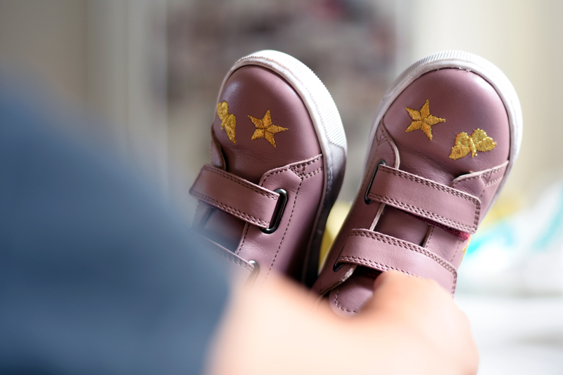 falcotto autumn shoes for young children  Why Joséphine loves her new autumn shoes! falcotto
