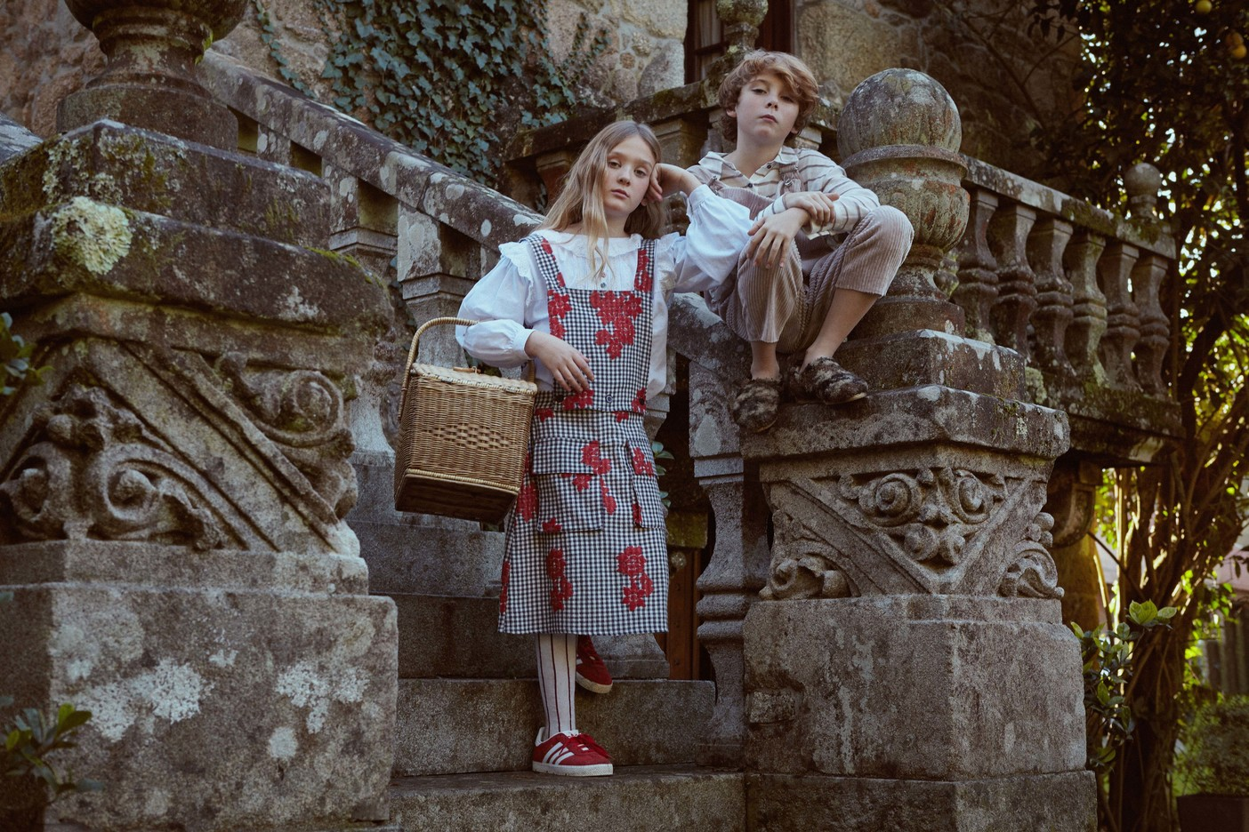 Paul & Paula: autumn styles for children