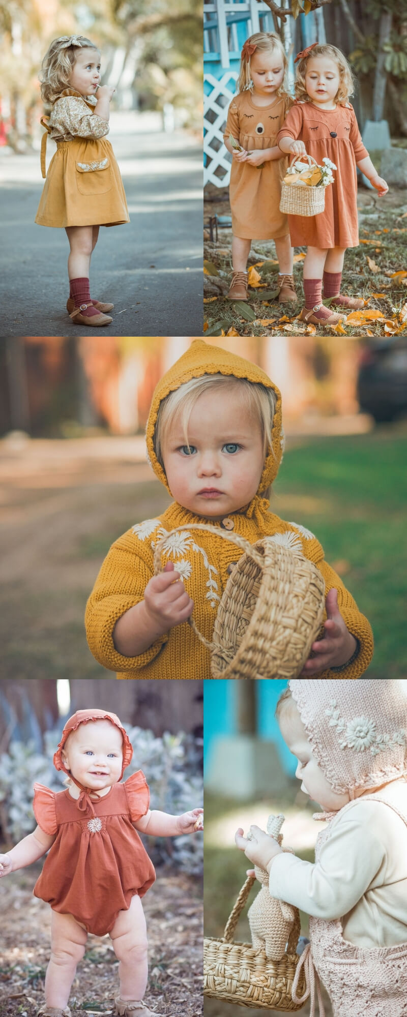 Paul & Paula: wild wawa embroidered knitwear for kids