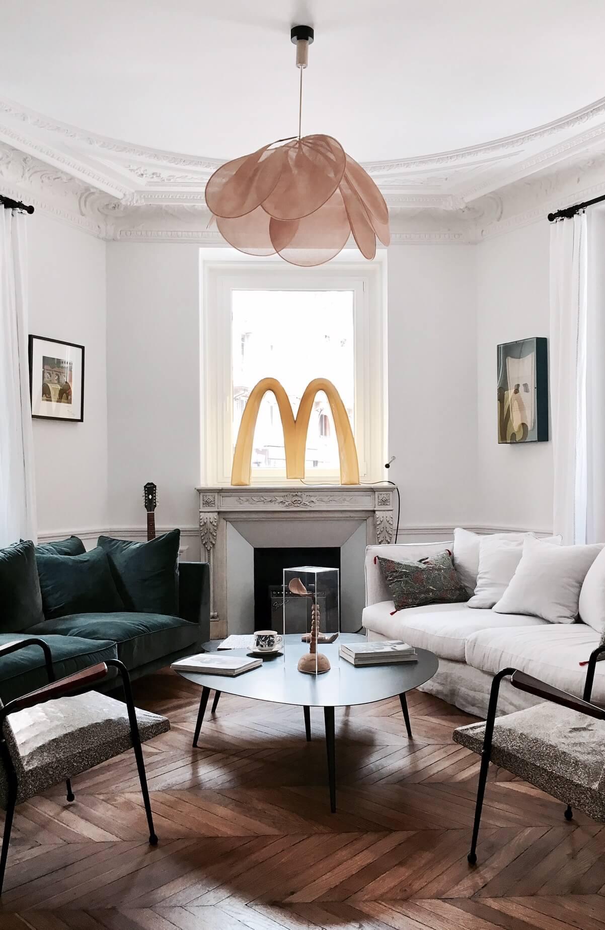 A dreamy family home in Paris